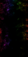 Custom Box BG - Rainbow Explosion by catpuns