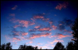 Cotton Candy Clouds by BeckyMarie73