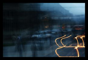 A City in Stereo VII. by FaiblesseDesSens