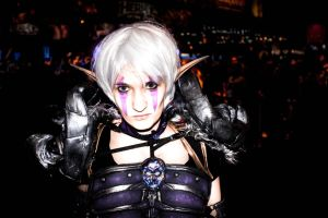 Top10 WOW - Death knight - Cosplay - Gamescom by KOSUPURE2014