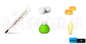 Influenza-Icons by p30room