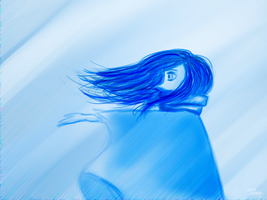 Blue by Carinaconstellation