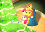 Cutie Mark Crusader Christmas by xNosidex