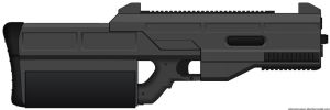 CBUAR (Could Be Universal Assault Rifle) by ZiWeS