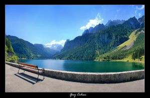 Sitting In Paradise by piur1241