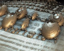 ALIENMICROBOARDSHELLS 3D by love1008