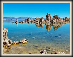 Tufas at Mono Lake by papatheo