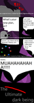 the ultimate dark being page one by ROBLOXgeneralduncan