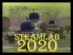 Steamlab 2020 submarines by garybwatts