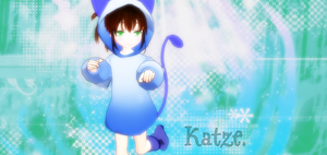 Happy Birthday Katze. ovo by GisLenKagamine
