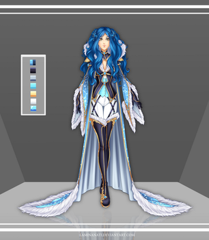 Adoptable Outfit Auction 65(closed) by LaminaNati