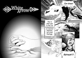SoC .:. White Arrow 00+01 by Dea-89