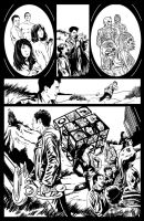 "Torchwood ""JETSAM"" Pg-2 by BrianAW"