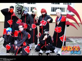 Akatsuki: Red Moon Killers by wtfproductionsskits