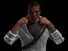 Desmond Miles by Hiddenus