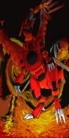 Zoids Fire Element by WrenShimmamora