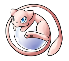 Mew by weweameme
