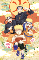THANK YOU NARUTO by KurosakiSasori-kun