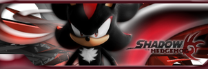 Shadow the Hedgehog by XiMMiX-Signatures