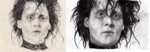 2008-2010 edward scissorhands by liliana08