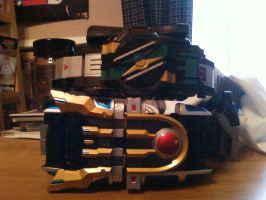 Kamen Rider Belts by crimsonvz