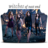 Witches Of East End   v1 by rest-in-torment