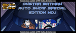 AT4W: OnStar Batman Auto Show Special Edition #1 by MTC-Studio