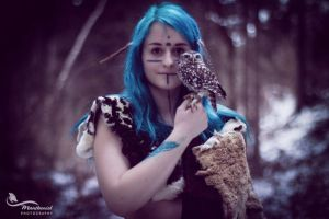 Mother of Owls by LucreciaMortishia