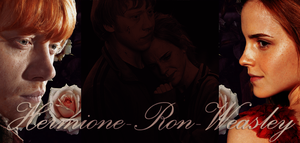 Ron Weasley Hermione Granger by N0xentra