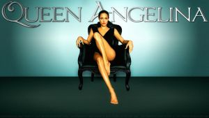 Angelina Jolie Queen Angelina V2 by Dave-Daring