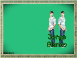 Wallpaper de Jorge Blanco by Kamiitinista