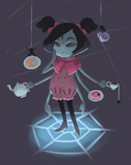 Muffet by sleepyskitty