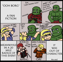 Ooh Borg - A Fan Fiction by Leonidash15
