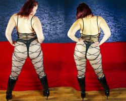 Double Rain The Stripper by AutomaticErotica