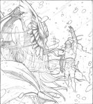 Thor panel 3 WIP by Marvin000