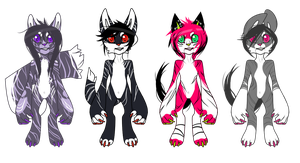 Cat Adopts [2/4] by LoserDoge