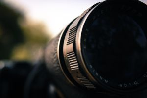 Dramatic Macro Lens Of A Telephoto Lense... by Samuel-Benjamin