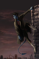 Nightcrawler by Atarial