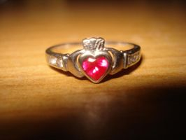 Claddagh by iClare