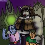 Delighting the Orphans by DarkHorseArtie89