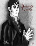 Barnabas Collins by ninjassinwolf