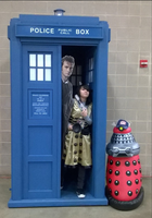The Dalek Has Captured The Doctor! by DalekWithAKeyblade