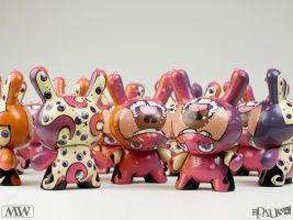 Octopus Dunny Group by Pause-Designs