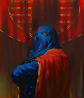 Cobra Commander - I don't have a lissssssp! by Rilez75