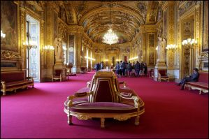 The French Senate by SUDOR