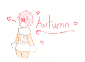 Autumn Shadie (Sephka's OC Request) by AmbiguouslyAwesome1
