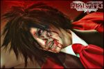 Hellsing: Alucard Close-Up by Maxieyi