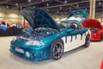 GS-T - I'm Guessing The 'T' Stands For Teal :P by SwiftysGarage
