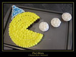 Cake: Pac-Man by simonsaz3