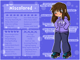 Meet the Mis by Miscolored